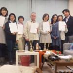 ヒプノセラピスト養成講座基礎コース開催しました。